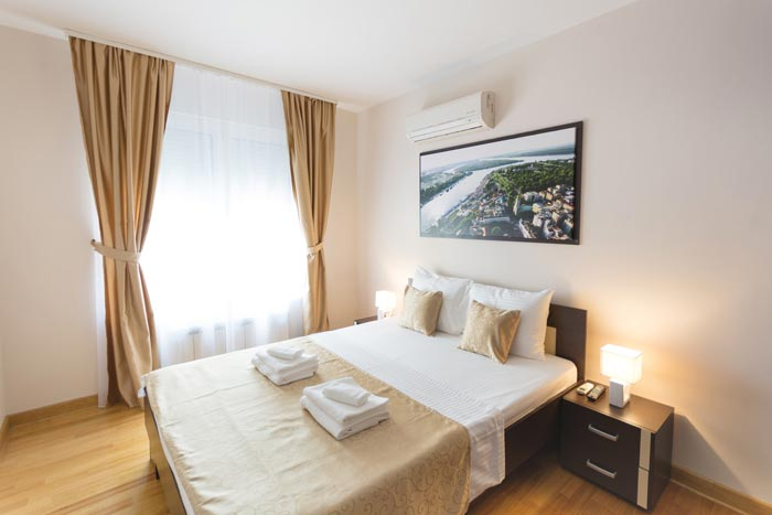 Two Bedroom Apartment A 101