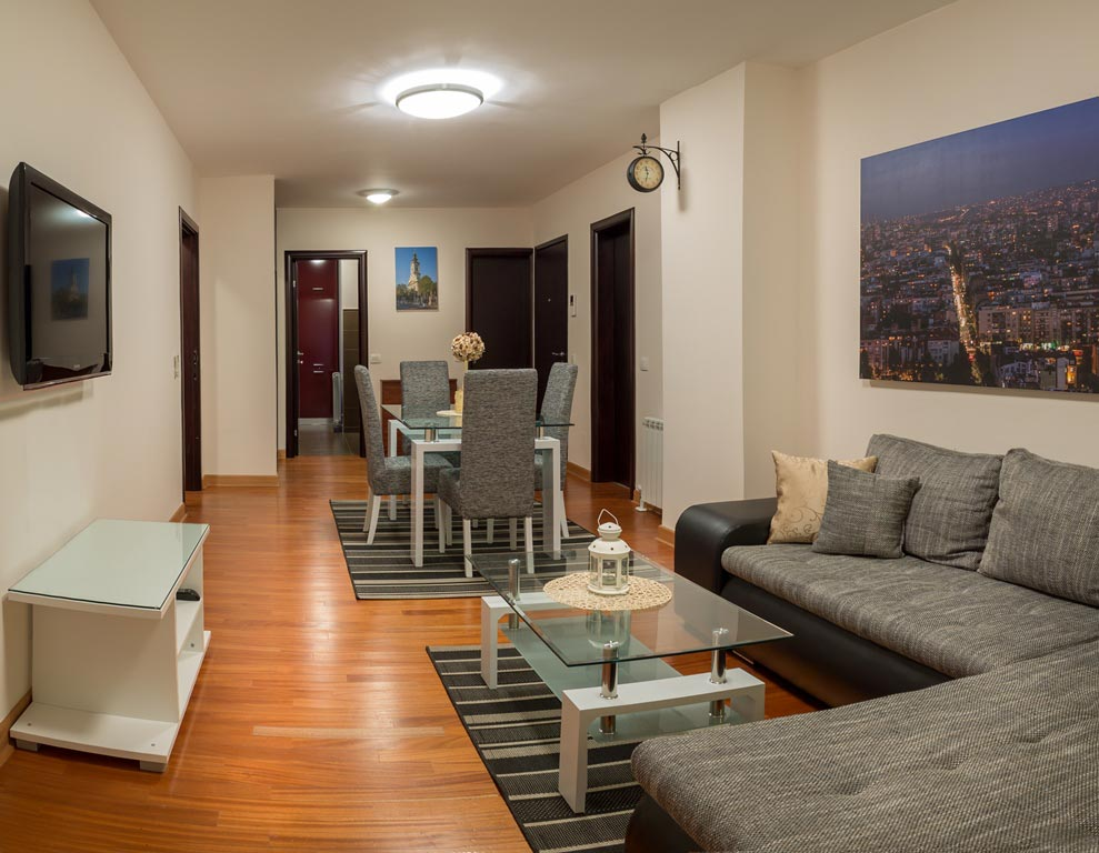 Two Bedroom Apartment A 205