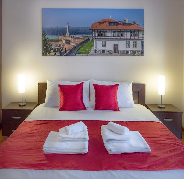 Short term rental in Belgrade | Apartment per day in Belgrade